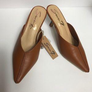 30fef20f75 Seven7 Shoes | 5 For 25 Black Sz 7 Open Toe | Poshmark